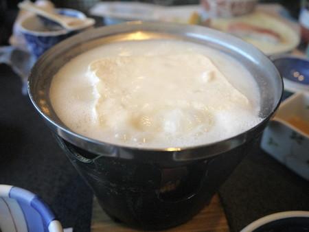 201112-02温泉湯豆腐