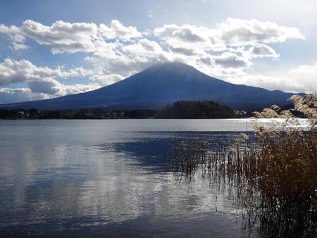 201216-22河口湖と富士