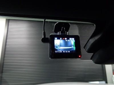 レクサスIS ドライブレコーダー取付