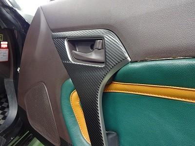 コペン 車種別カット済みカーボンシート