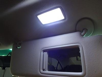 クラウン LED取付