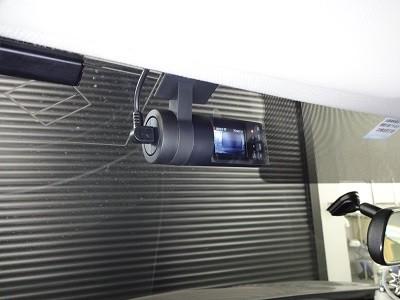 エクシーガ ドライブレコーダー取付