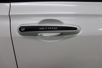 クラウン ドアハンドル カット済みカーボンシート貼り込み