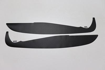 スープラ90 ドアパネル傷防止カーボンシート 商品
