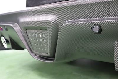 新型スープラ リアバンパー カット済みカーボンシート