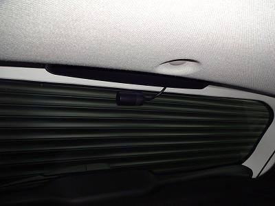 シトロエン 山梨県 ドライブレコーダー取付 リア
