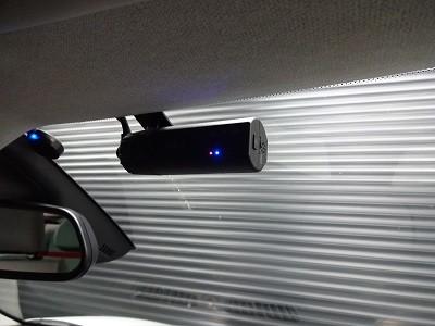 シトロエン 山梨県 ドライブレコーダー取付 フロント