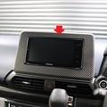Photos: デイズ 車種別カット済みカーボンシート貼り込み 車内