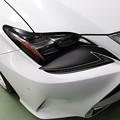 レクサスRC 車種別カット済みカーボンシート貼り込み
