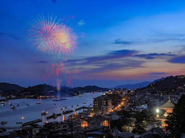 Photos: 住吉花火祭り