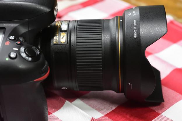 24mmのレンズを購入