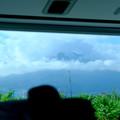 Photos: 車窓から富士山