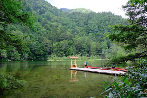 明神一之池