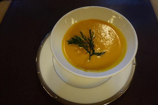 Photos: 4人参のスープ クミン風味