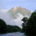 Photos: 6時前の焼岳