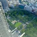 Photos: 緑が多いのは中央公園かな?