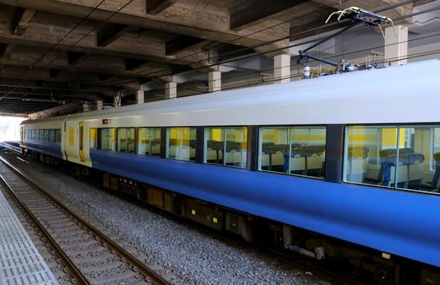 試運転の列車8