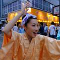 写真: みたか銀座連男踊り