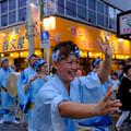 写真: みたか銀座連男踊りと鳴り物