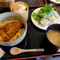 写真: 30豆腐のかば焼き豆腐のシュウマイ