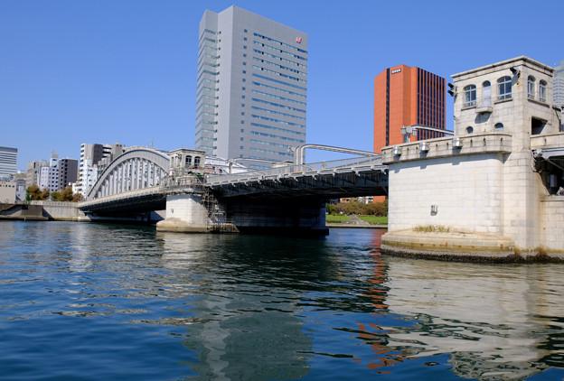 隅田川の橋 2勝鬨橋