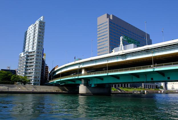 隅田川の橋 7隅田川大橋