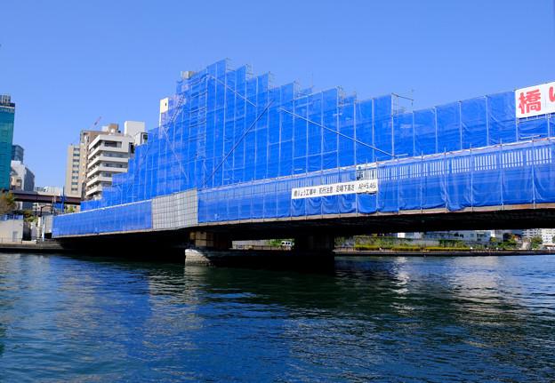 隅田川の橋8清洲橋