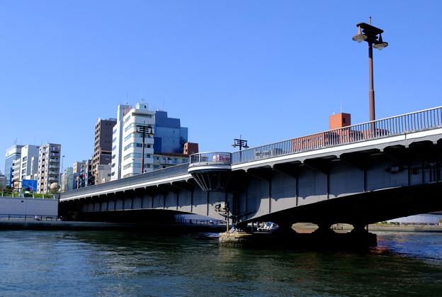隅田川にかかる橋 9両国橋