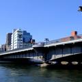 Photos: 隅田川にかかる橋 9両国橋