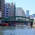 Photos: 神田川にかかる柳橋