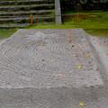 法然院白砂壇