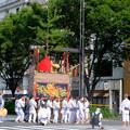 Photos: 八幡山方向かえるよ