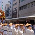 Photos: 給水所での大船鉾