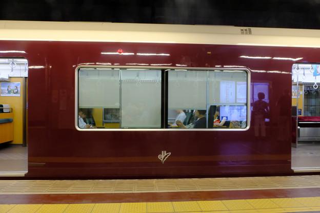 Photos: 阪急に乗る