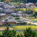 Photos: 飛鳥寺と首塚