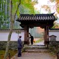 Photos: 地蔵院山門