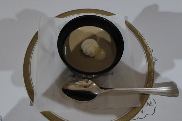 和定食のデザート