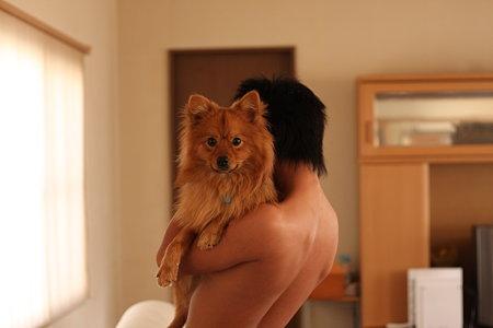 いつでも裸やん!って突っ込みはナシ(^_^;)
