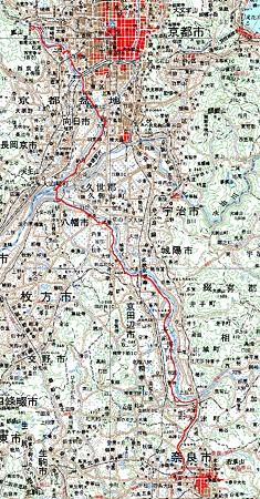 20080802奈良・嵐山サイクリング