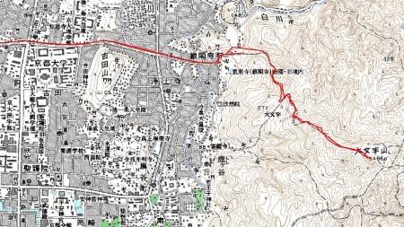 20070726大文字山ナイトハイク