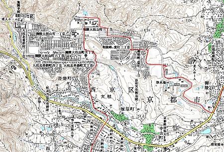20071111京都西京桂坂ポタリング