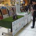 写真: 品川駅にて