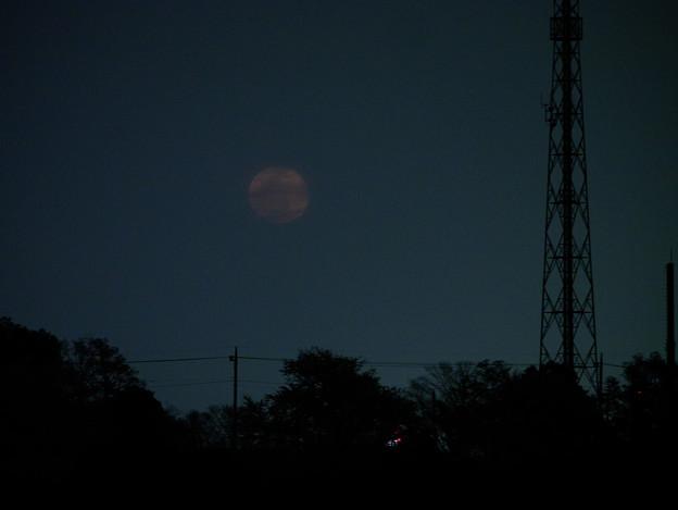 おぼろすぎる月、現る