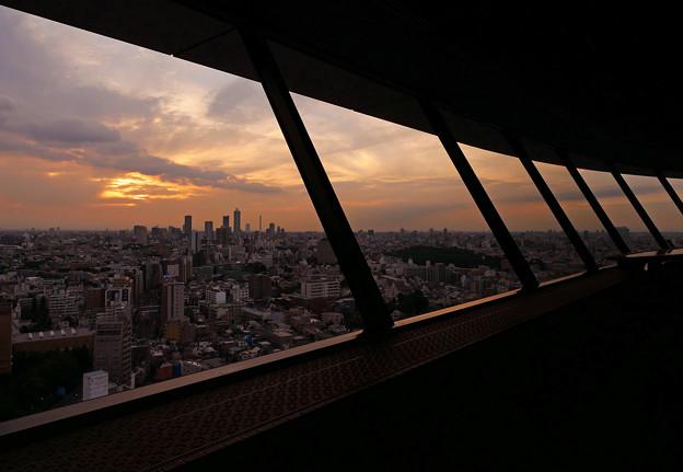 写真: 落日展望4