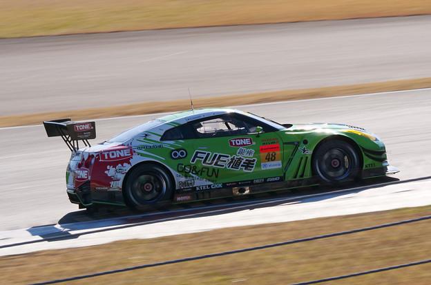 Photos: 植毛GO&FUN NILZZ Racing GT-R