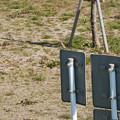 Photos: 地元公園の案内板に