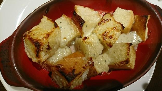 スペイン産ブルーチーズのパングラタン