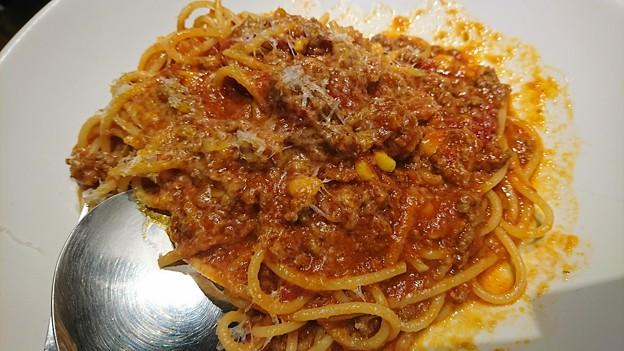 本日のシェフおすすめ スパゲッティ