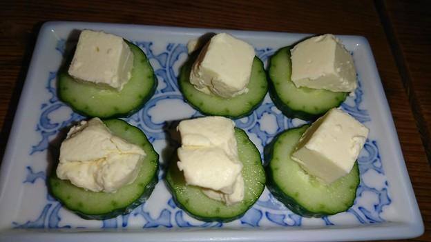 チーズの味噌漬け