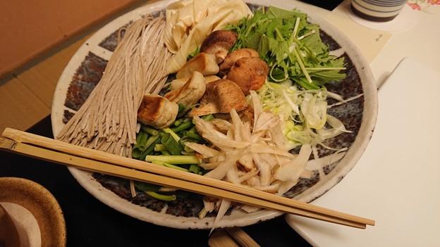 (7)京鴨鍋(具)